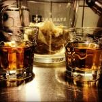 Add Rum & Brandy